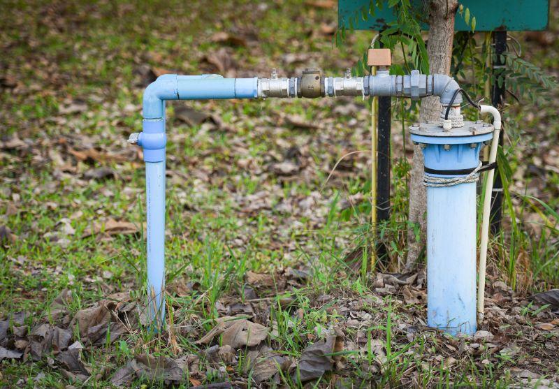 Well-pump installation